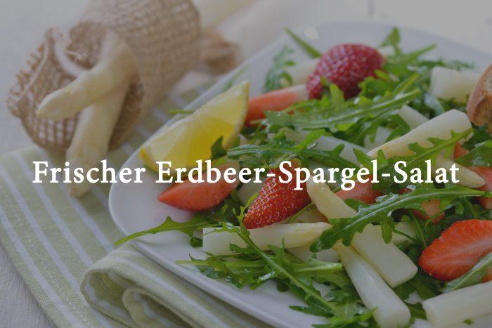 Leckerleicht Genießen Raffinierte Rezepte Mit Spargel Und